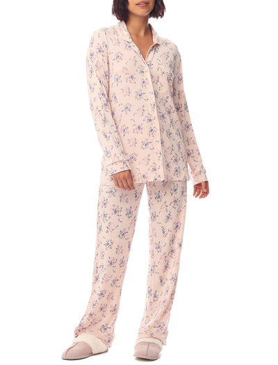 Iggy Pink Modal Soft Kate Pajama Set
