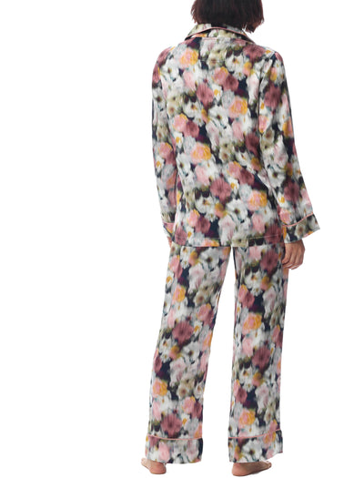 Liberty Hazy Days Silk PJ