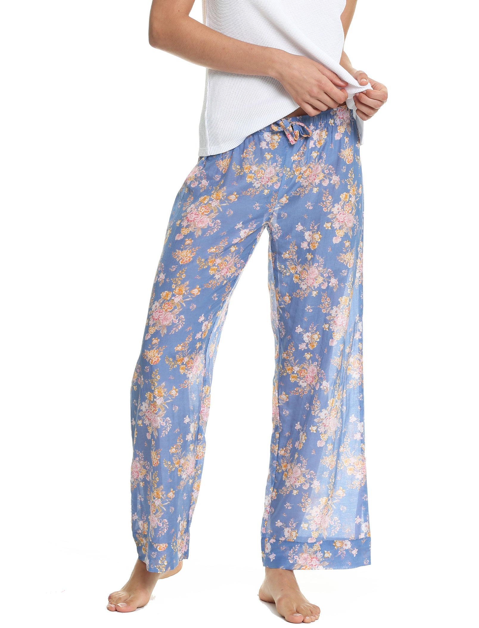 Lou Lou Bleu Full Length Pant