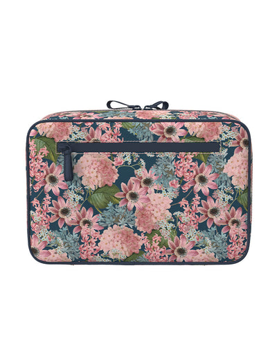 Paloma Midnight Large Fold Out Cosmetic bag
