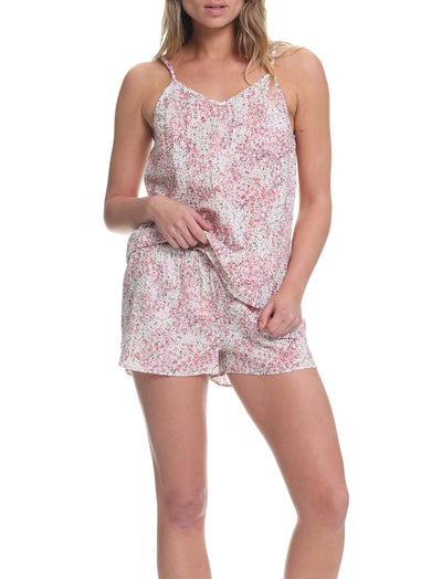 Pixie Floral Cami and Boxer set
