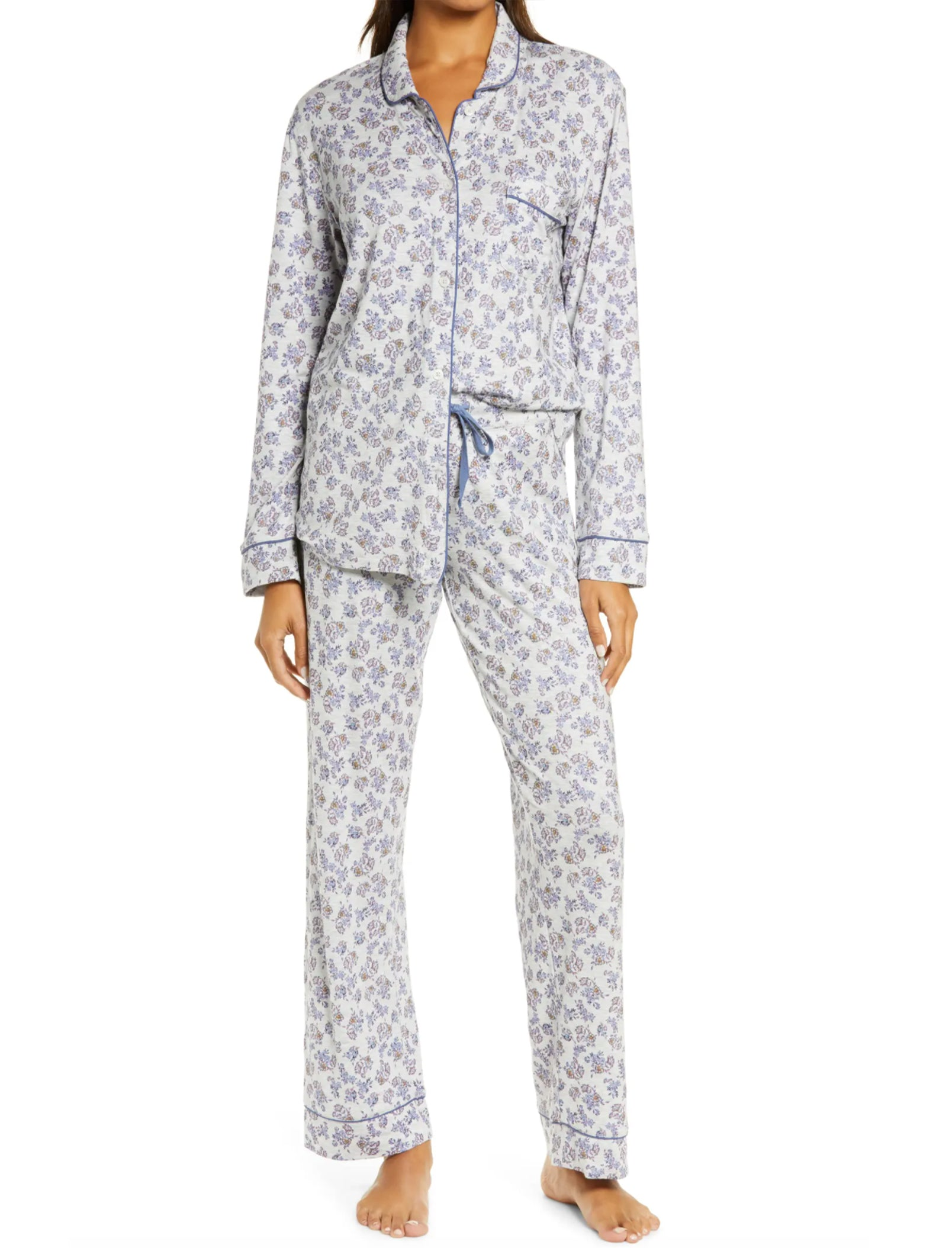 Potager Modal Kate Pajama Set