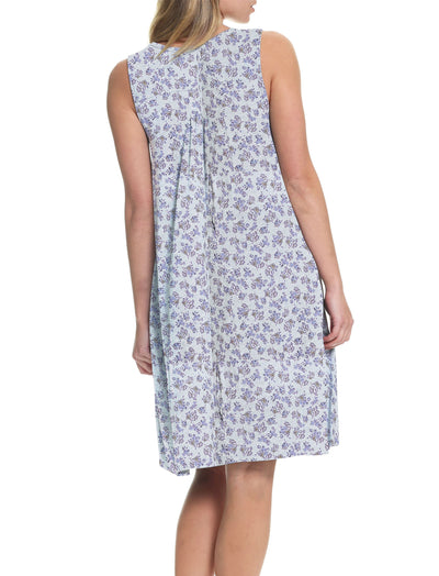 Potager Modal Pleat Front Nightgown