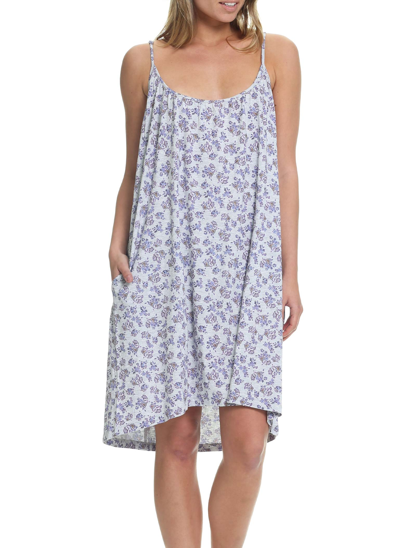 Potager Modal Strappy Nightgown