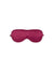 Boxed Silk Sleep Mask in Raspberry