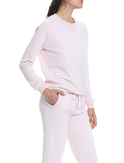 So Soft Fleecy Pullover, Light Pink
