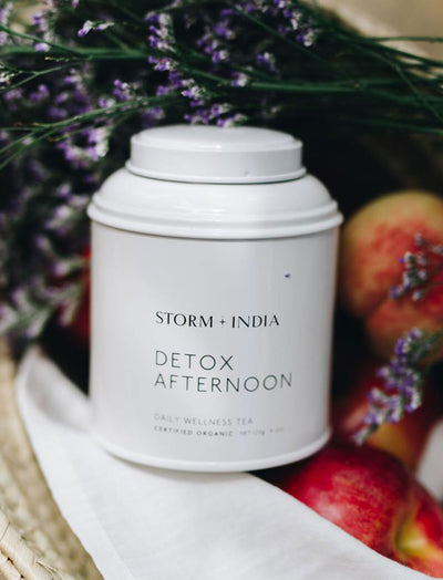 Storm + India - Detox Afternoon Tea