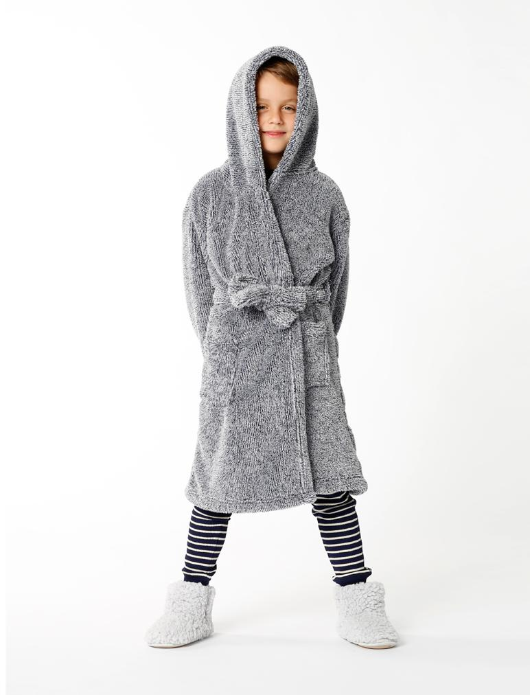 KIDS Plush Robe