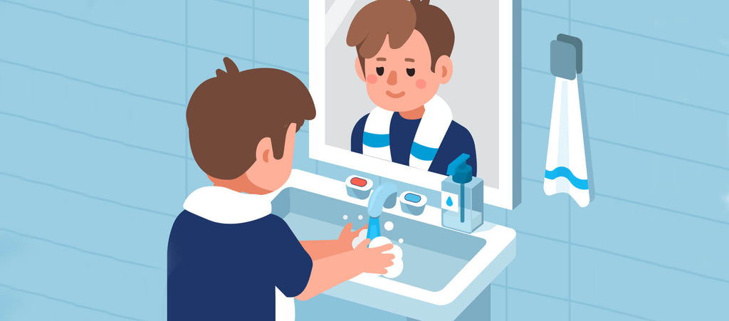 The 5 times you must wash your hands