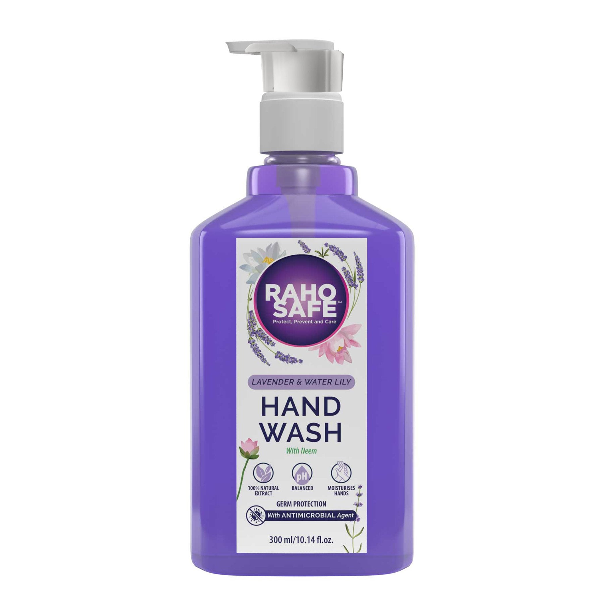Hand Wash Lavender and Waterlily 300ml