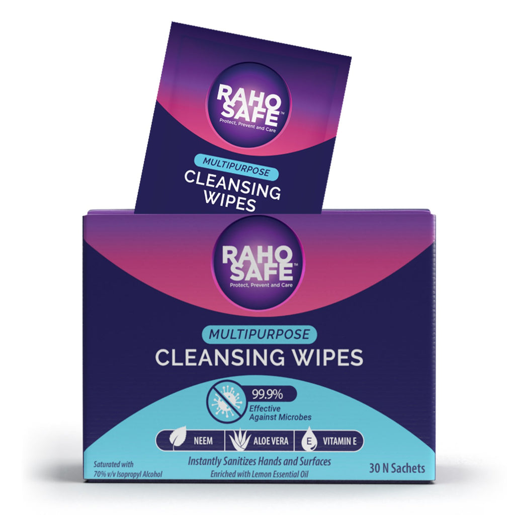 Multipurpose Cleansing Wipes