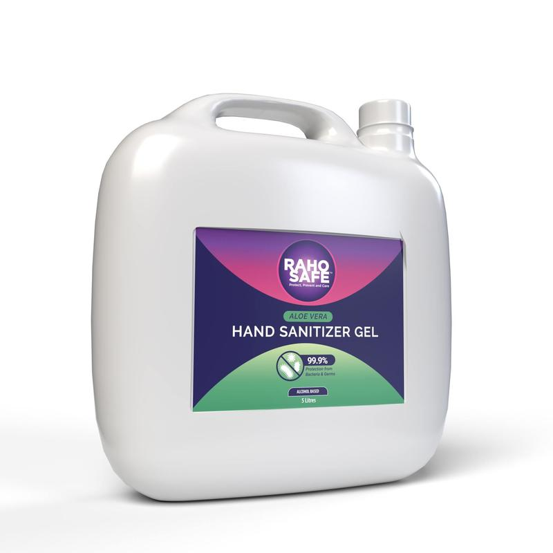 Hand Sanitizer Gel- 5 L
