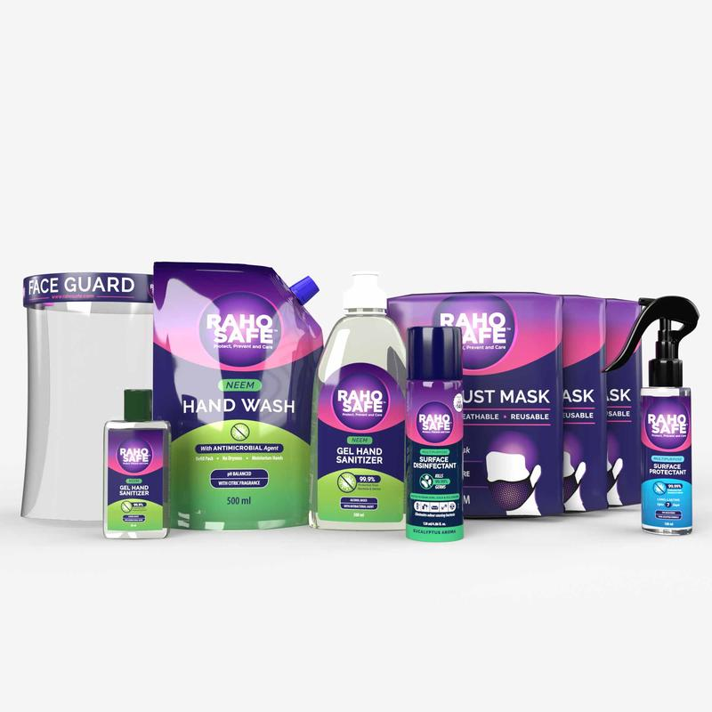 Suraksha Pack (Get Free Products Worth Rs. 799)