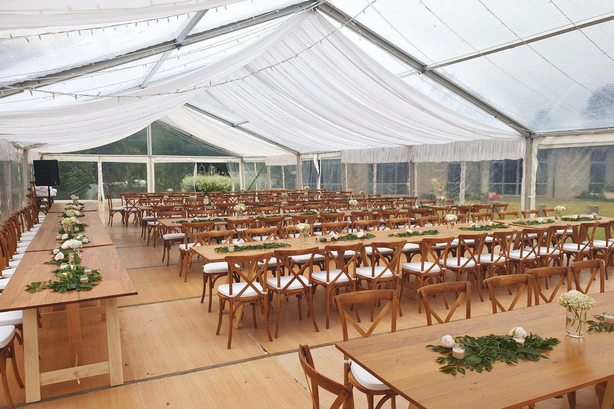 NZ Marquee Hire has a Zero Risk Booking policy for covid impact