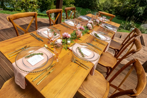 Dinnerware & Cutlery Hire