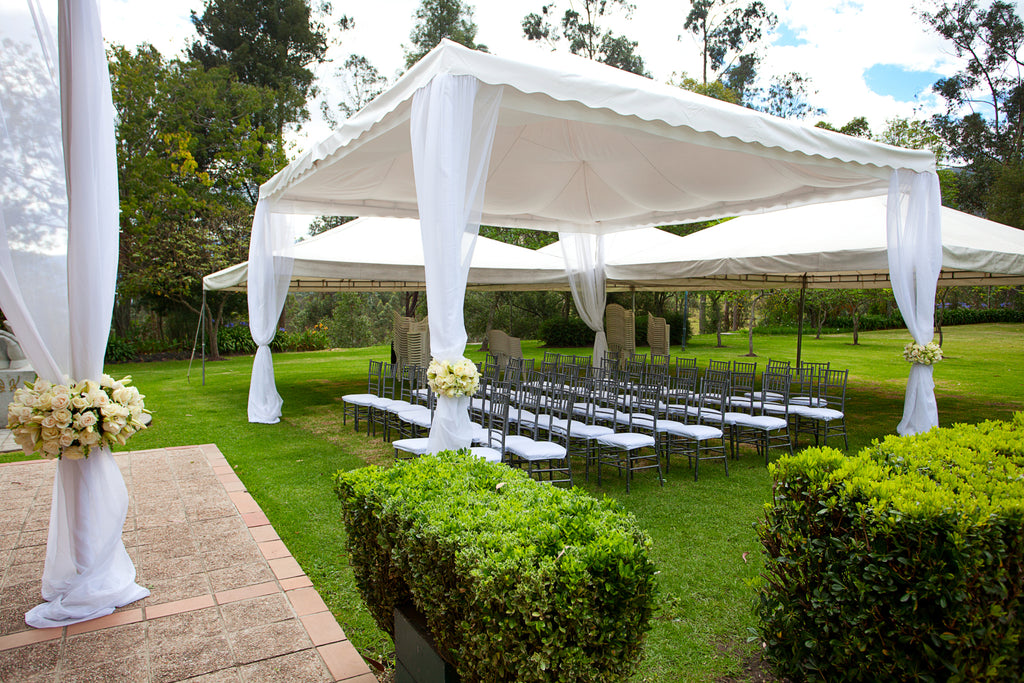Deluxe Spring Top Marquees