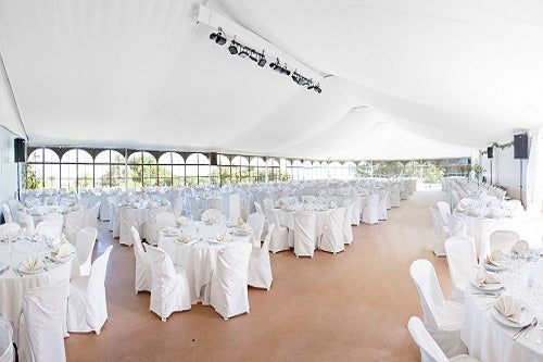 Deluxe Pavilion Marquees