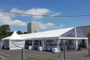 Party Range Marquees