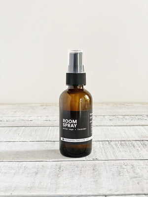 Room Spray - Rosemary, Salt + Thyme