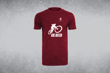Mens Round-Neck T-shirt - Ride British Logo