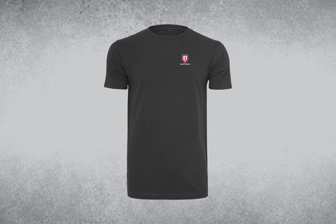 Mens Round-Neck T-shirt - HCH Logo