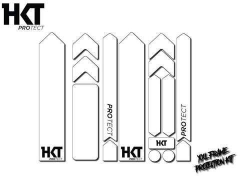 HKT Protect - XXL Kit - Clear