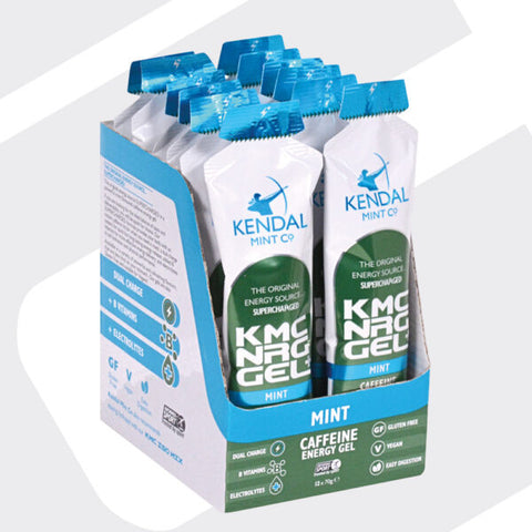 KMC NRG GEL+ (Caffeine Energy Gel) 70g