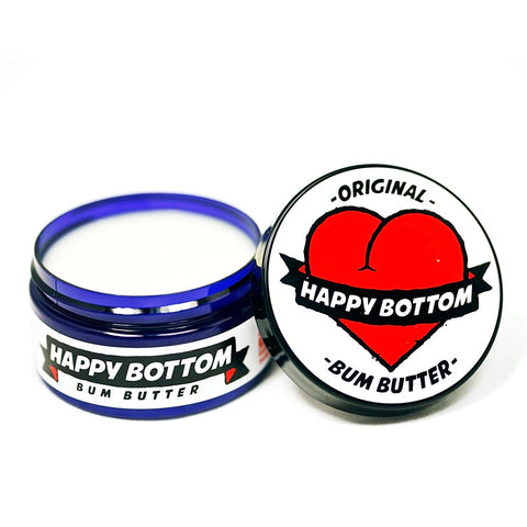 Happy Bottom Bum Butter - Chamois Cream