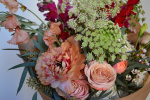 Weekly Seasonal Arrangement with Delivery
