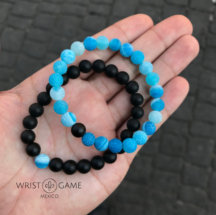 LIFE IN COLOR BLUE BRACELETS