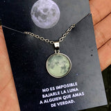 MOON NECKLACE PRO