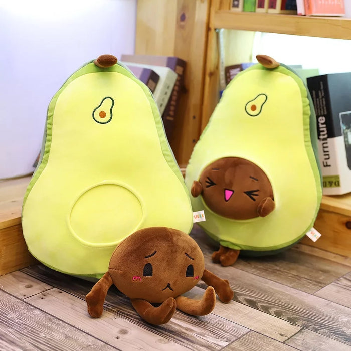 AVOCADO BIG PLUSH 🥑