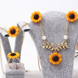 SUNFLOWER PREMIUM SET