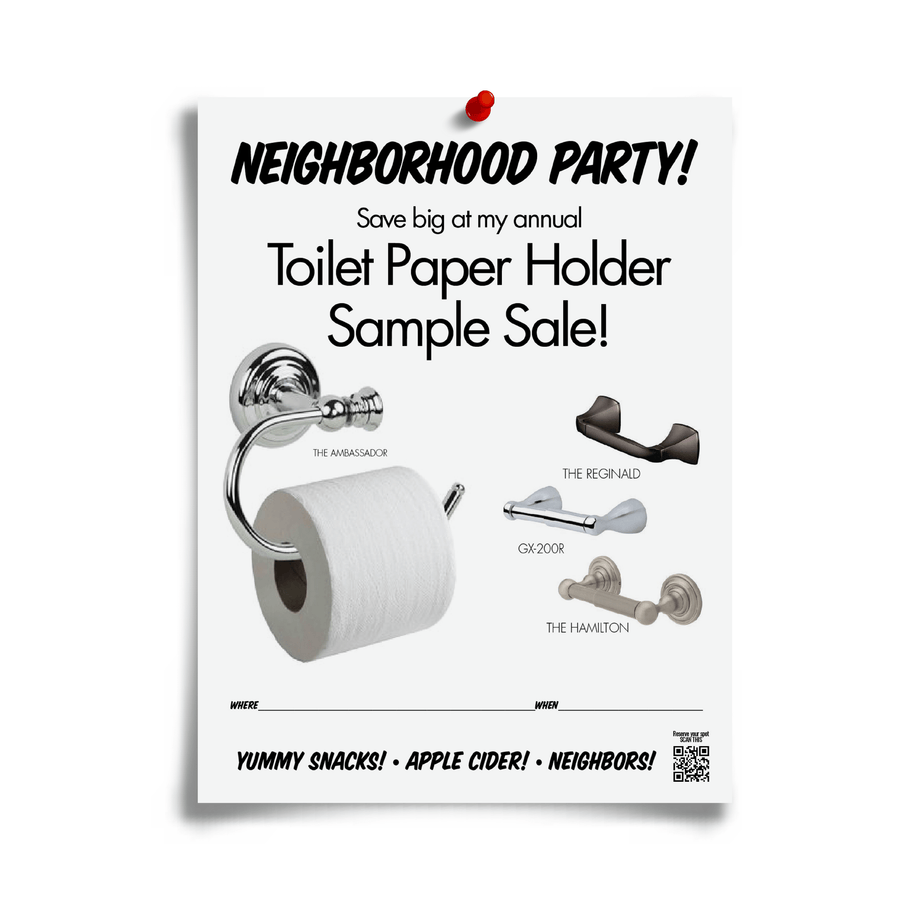 TP Holder Party