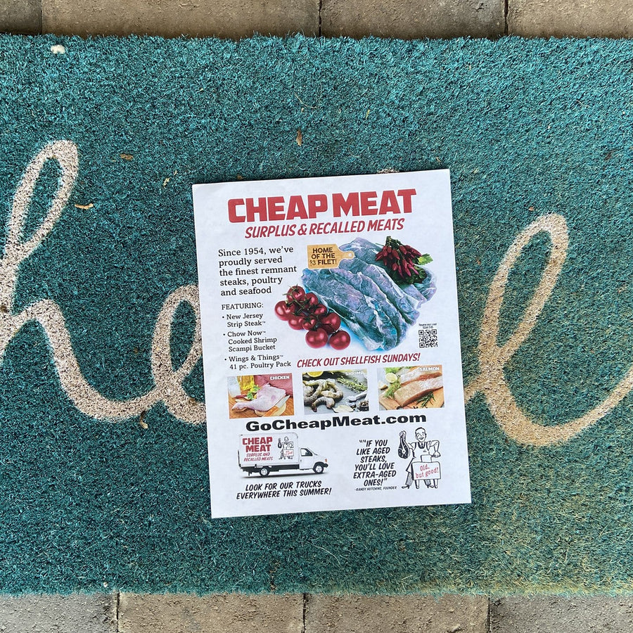 Cheap Meat