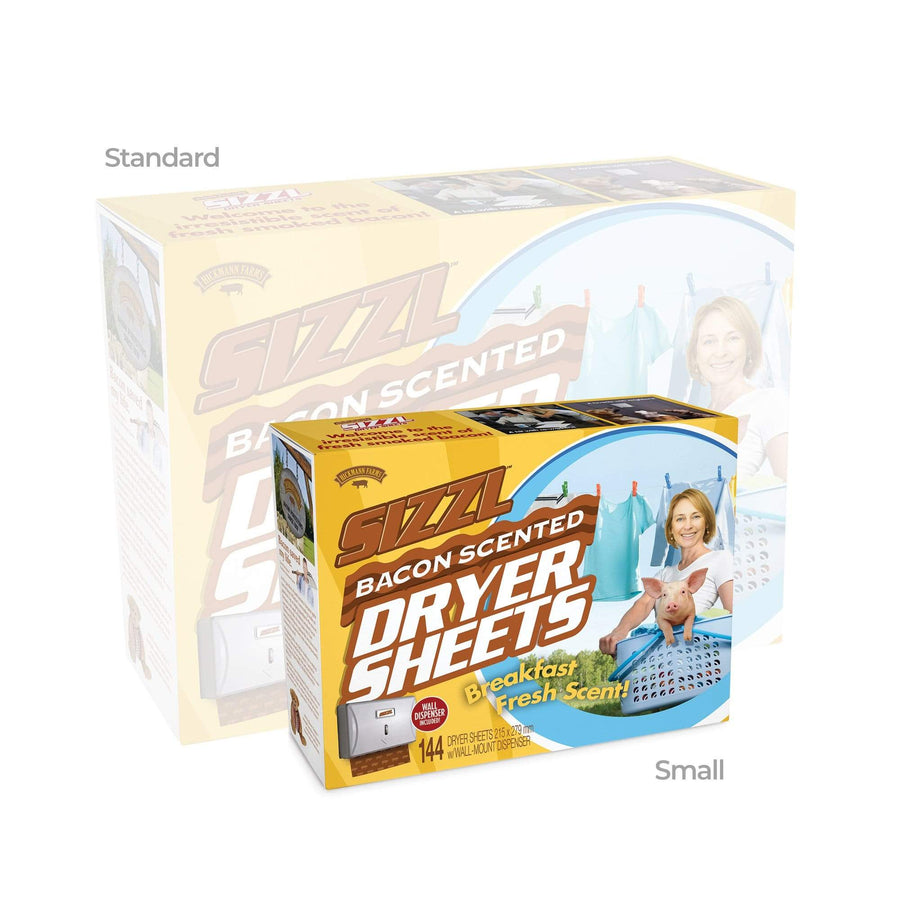 SIZZL DRYER SHEETS