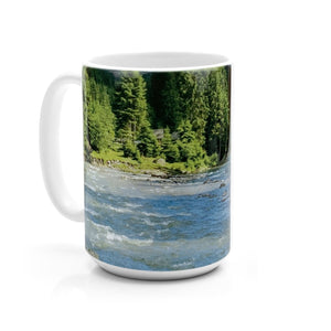 When Nature Calls 15oz Riverscape Mug