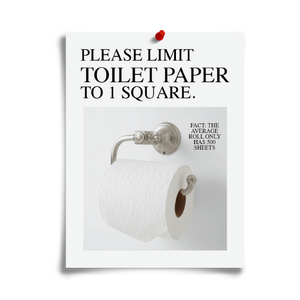Toilet Paper Policy