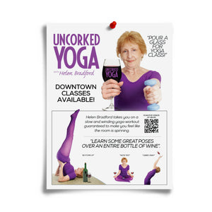 Uncorked Yoga