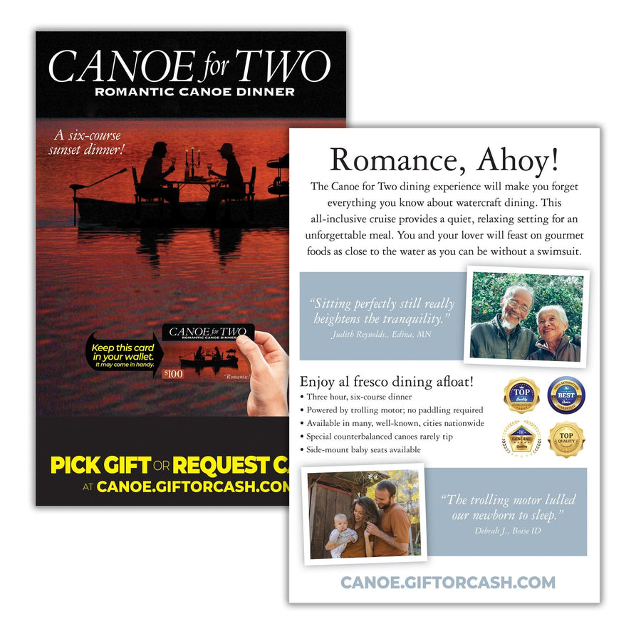 Canoe For Two / Stars