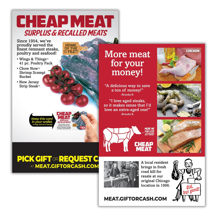 Cheap Meats / Smiley