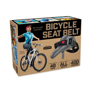 BICYCLE SEAT BELT