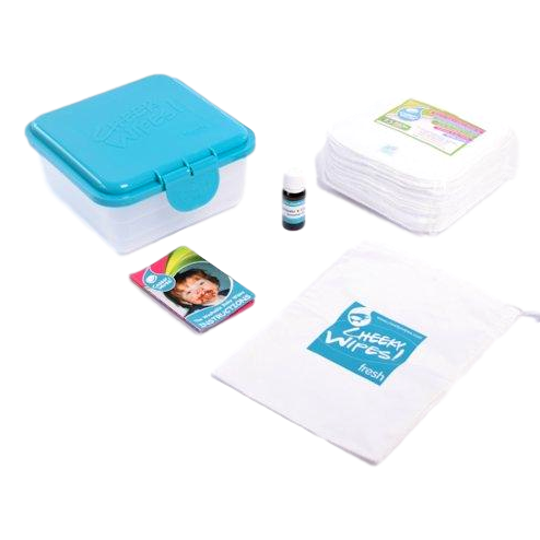 Cheeky Wipes babydoekjes – Mini set Billendoekjes Cheeky Wipes
