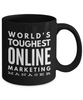 GB-TB5163 World's Toughest Online Marketing Manager