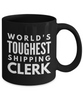 GB-TB6338 World's Toughest Shipping Clerk