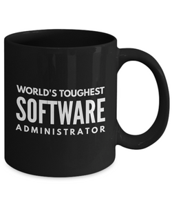 GB-TB6157 World's Toughest Software Administrator