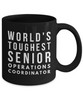 GB-TB2317 World's Toughest Senior Operations Coordinator