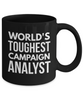 GB-TB2310 World's Toughest Campaign Analyst