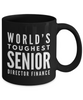 GB-TB4545 World's Toughest Senior Director Finance