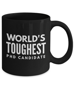 GB-TB6128 World's Toughest Phd Candidate